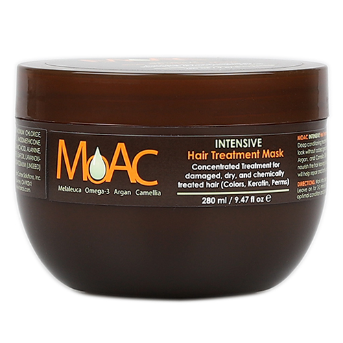 MOAC Intensive Hair Treatment Mask